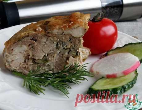 Курица, фаршированная курицей и печенью – кулинарный рецепт