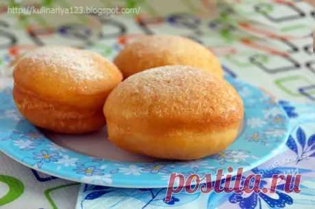 Самые вкусные пончики - Ваши любимые рецепты - медиаплатформа МирТесен