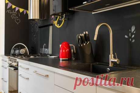 Больше не модно: Кухонный фартук, каким мы его знаем