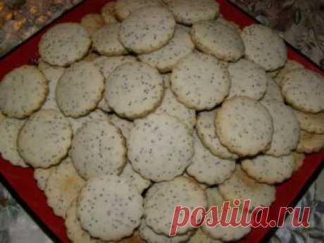 Постное печенье - Vypechka.Perchinka-Hozyayushka.ru