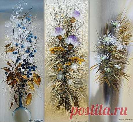 El pintor Tatiana Gudz \/ la Cultura \/ el arte \/ Pinme.ru \/ Sergey