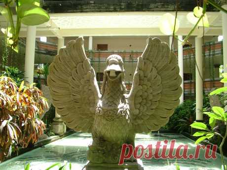 Отель Айодия. Нуса-Дуа. Бали. Фото Татьяны Барковой