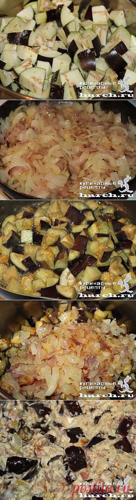 Баклажаны в майонезе | Харч.ру - рецепты для любителей вкусно поесть