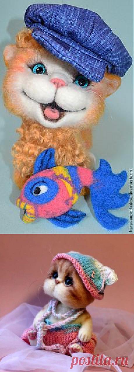 Поиск на Постиле: валяные игрушки