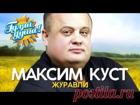 Максим Куст - Журавли - Видеоальбом