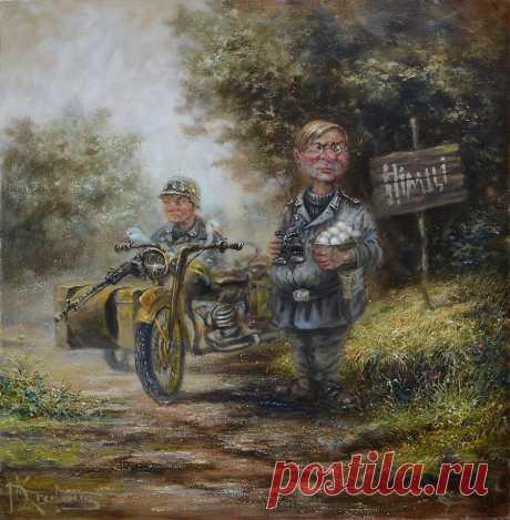 Художник Дмитрий Крутоус - MiX-PiX