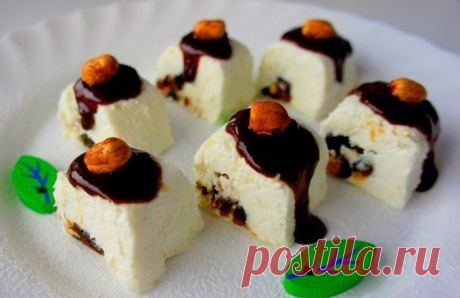 Refined cottage cheese roll - the recipe of my friend from France!