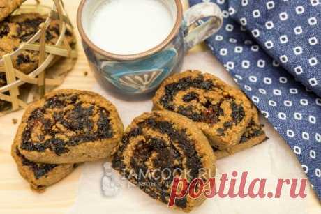 Ржаное печенье — рецепт с фото. Как приготовить постное печенье из ржаной муки?