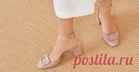 ТУФЛИ НА НИЗКОМ КАБЛУКЕ ДЛЯ «РАБОЧИХ ЛОШАДОК» И НЕ ТОЛЬКО - Женский Журнал В офис, на вечеринку, в парк или на долгую прогулку по городу… этим летом вам нужны всего одни туфли. В нашем обзоре — 30 пар обуви на низком и очень удобном каблуке. Шнуровка Сандалии на шнуровке с обилием кисточек, помпонов и прочего декора стали невероятно популярными прошлым летом. В этом году тонкие ленты и кожаные …