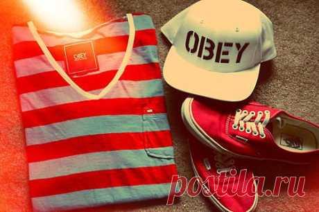 obey)