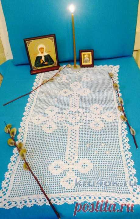 La servilleta a la Pascua. El trabajo de Petrovoy Victoria