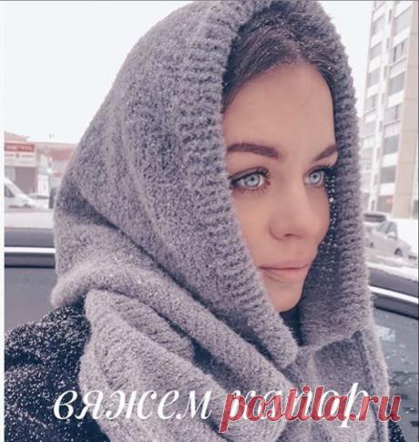 Вы уже вязали капор? | Soulnishka | Яндекс Дзен