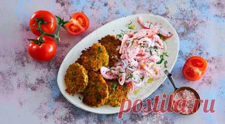 Овощные котлетки | Вкусные рецепты