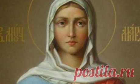 Мощная молитва Святой Марте, которая исполняет все ЖЕЛАНИЯ! — Полезные советы