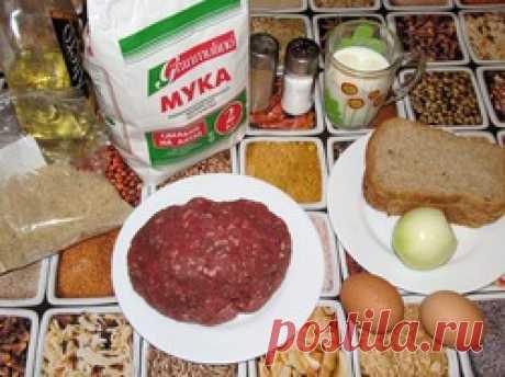 А вы кладёте в фарш яйцо?: Группа Собираем урожай: хвастики, рецепты, заготовки