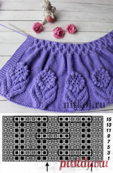 Кардиган для девочки » Ниткой - вязаные вещи для вашего дома, вязание крючком, вязание спицами, схемы вязания