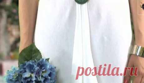 Свадебное платье из футболок (мастер-класс) / Свадебные платья / Модный сайт о стильной переделке одежды и интерьера