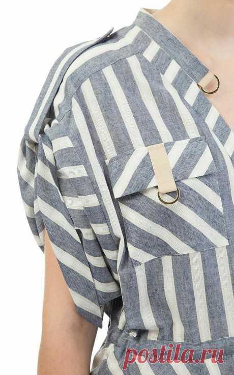 Необычные блузки-рубашки / Детали / ВТОРАЯ УЛИЦА