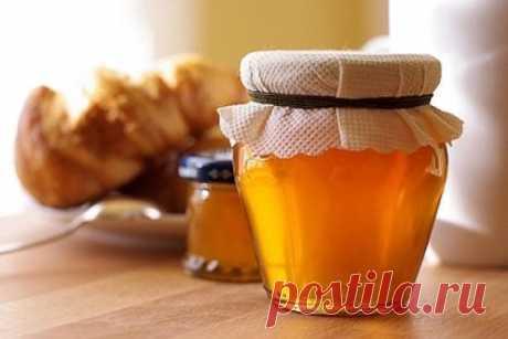 Самые полезные рецепты с медом.