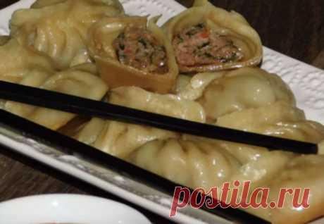 Пельмени с кухни корейца: на сковороду и жарим | Краше Всех