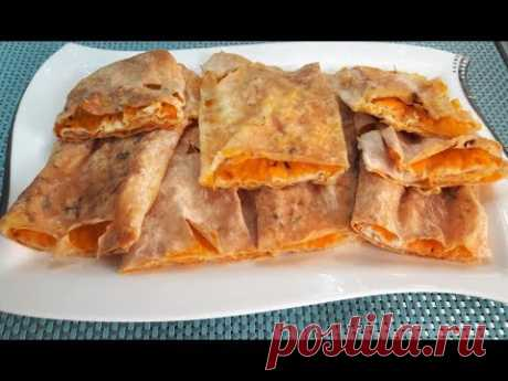 Потрясающий  десерт из  тыквы - КАБАКЛЫ КЫРМА  (гагаузское блюдо)