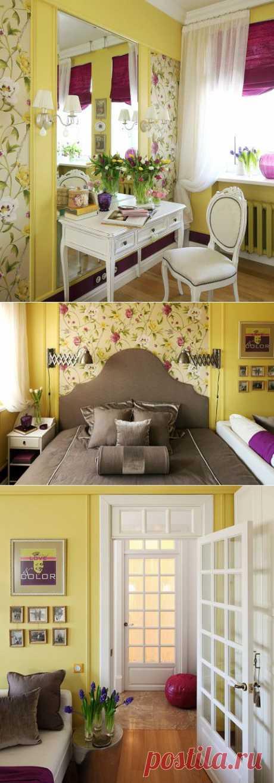 Дизайн квартиры 33 кв. м! | Квартирный вопрос
