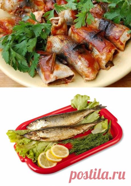 Салака: рецепты приготовления от профессионалов