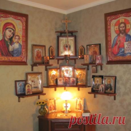 Вся правда о иконах в доме - МирТесен