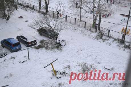 Паркуюсь, где хочу » Сайт вСалде.ру   Верхняя Салда и Нижняя Салда