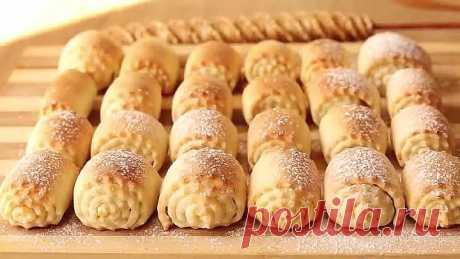Вкуснейшее ТВОРОЖНОЕ Печенье! Необыкновенное Лакомство!