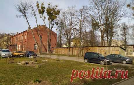 Напротив лютеранской кирхи в Гродно построят дом - grodno24.ru