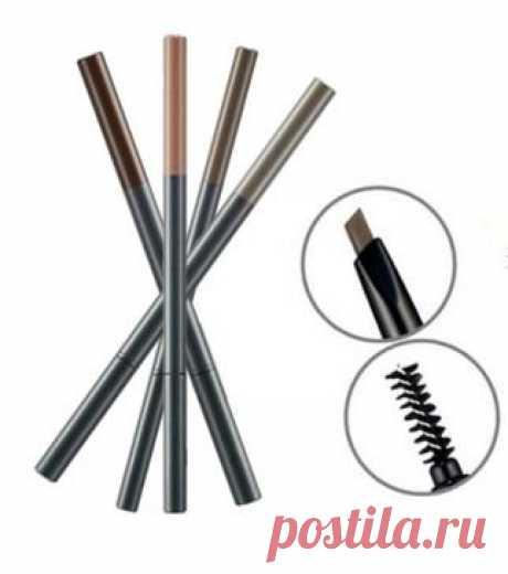 Карандаш автоматический для бровей «Designing Eyebrow Pencil», 05 Темно-Коричневый — Купить за 1 990 тг.