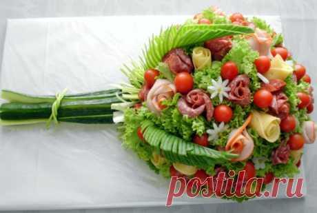 Красивые идеи подачи блюд / Все для женщины