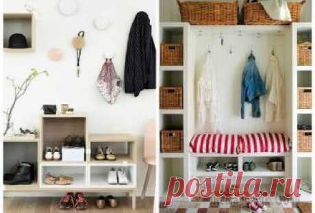 Small hall: the correct organization of space for 10 steps How to make a small hall stylish, to place in it everything that is necessary, and at the same time not to overload space? Today we will tell how it is correct to organize systems of storage in the ceremonial room...