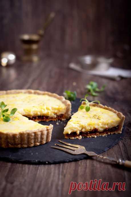 Сырный пирог с вялеными помидорами и маффины с сыром и маслинами - Life tastes great! — ЖЖ