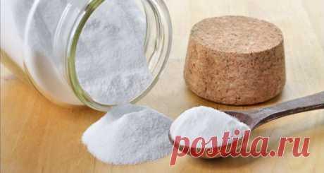 Используйте пищевую соду для интимных зон, и посмотрите для чего это необходимо!