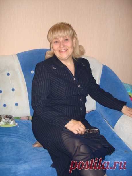 Валентина Ющишина