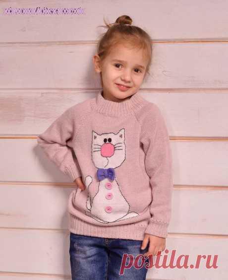 Интересные модели вязаной одежды для детей. Подборка.   Handmade для всех   Яндекс Дзен