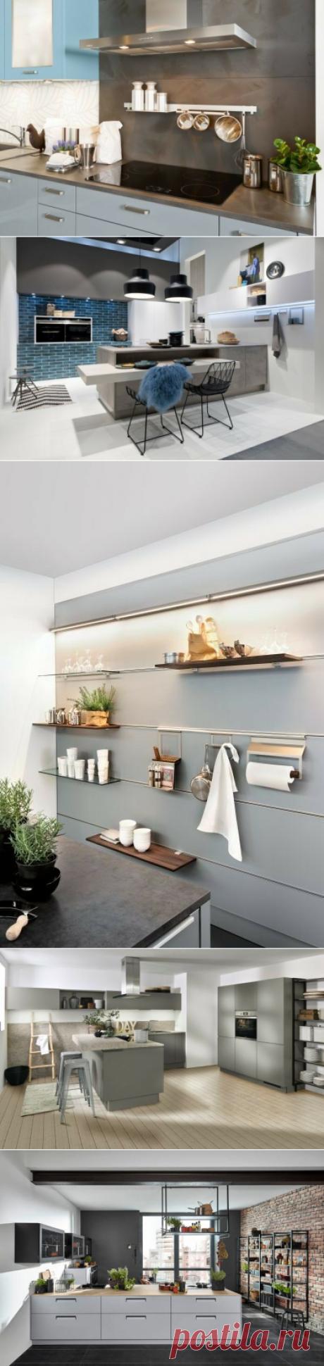 Необычные вешалки и держатели на кухне | Nolte Küchen | Яндекс Дзен