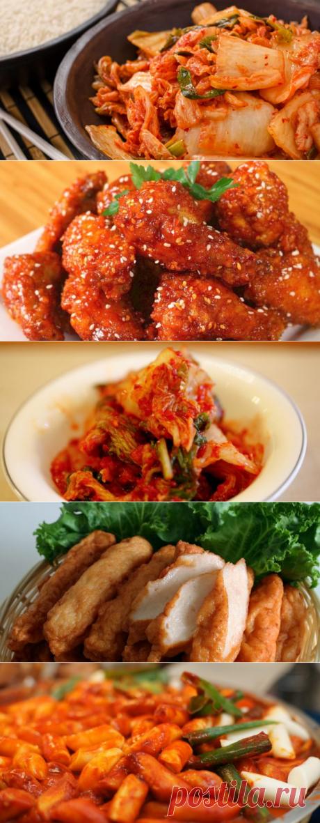 8 корейских блюд для тех, кто хочет попробовать что-то новое - Лайфхакер