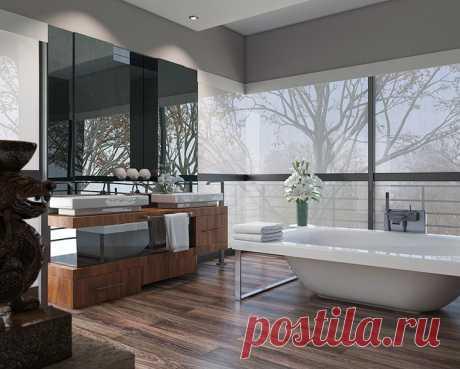 Ламинат с универсальным оттенком для большинства современных интерьеров SPC StoneFloor Дуб Мистривер купить в Тамбове.