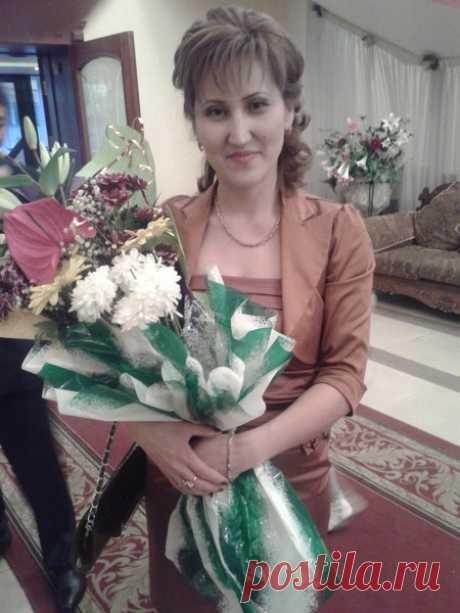 Айжана Арикбаева