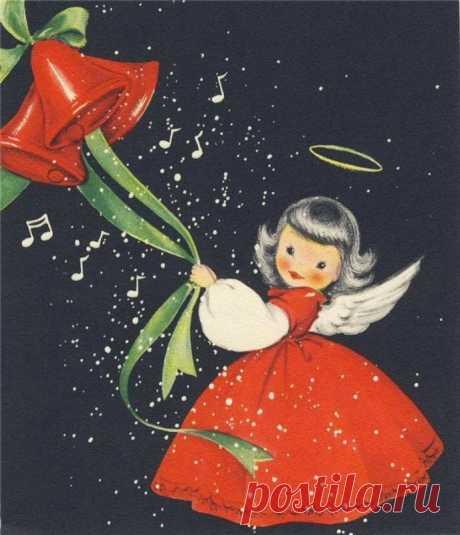 Прелестные рождественские картинки