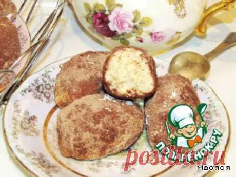 """Пирожное """"Картошка"""", почти по ГОСТу"""