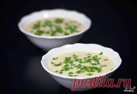 Куриный суп-пюре - пошаговый рецепт с фото на Повар.ру