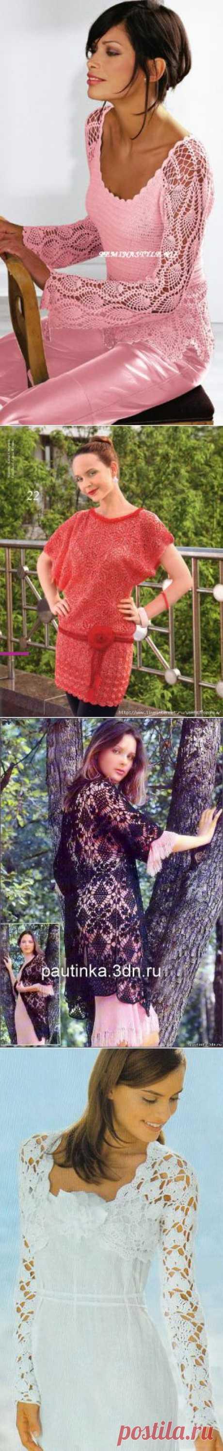 Крючок | Записи в рубрике Крючок | Дневник LyudmilaMakarova (вяжу на заказ)