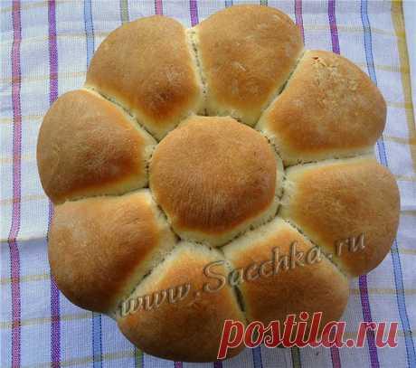 Хлеб «Ромашка» по ГОСТу | Рецепты на Saechka.Ru | Яндекс Дзен