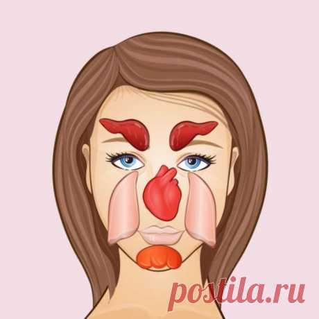 Диагностика болезней по лицу / Будьте здоровы