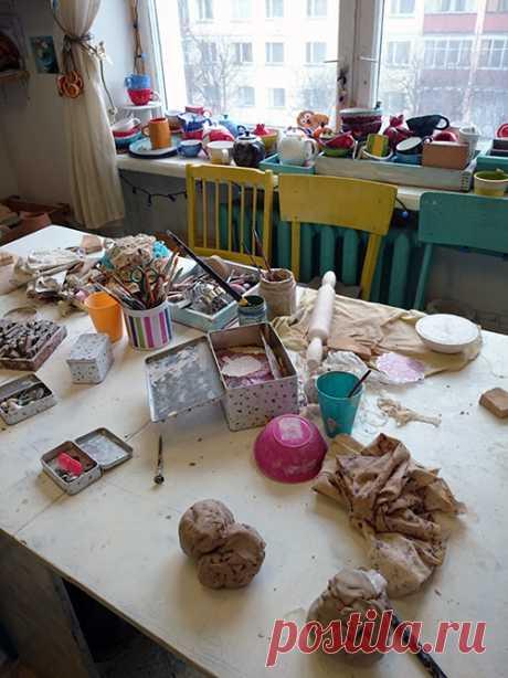 Лепка керамики своими руками — SparrowBoardgames