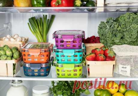 7 лайфхаков для хранения в холодильнике, которые помогут сохранить чистоту внутри